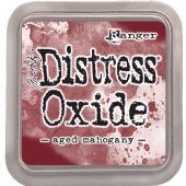 Tim Holtz Distress Oxide Ink Pad - Aged Mahogany - TDO55785